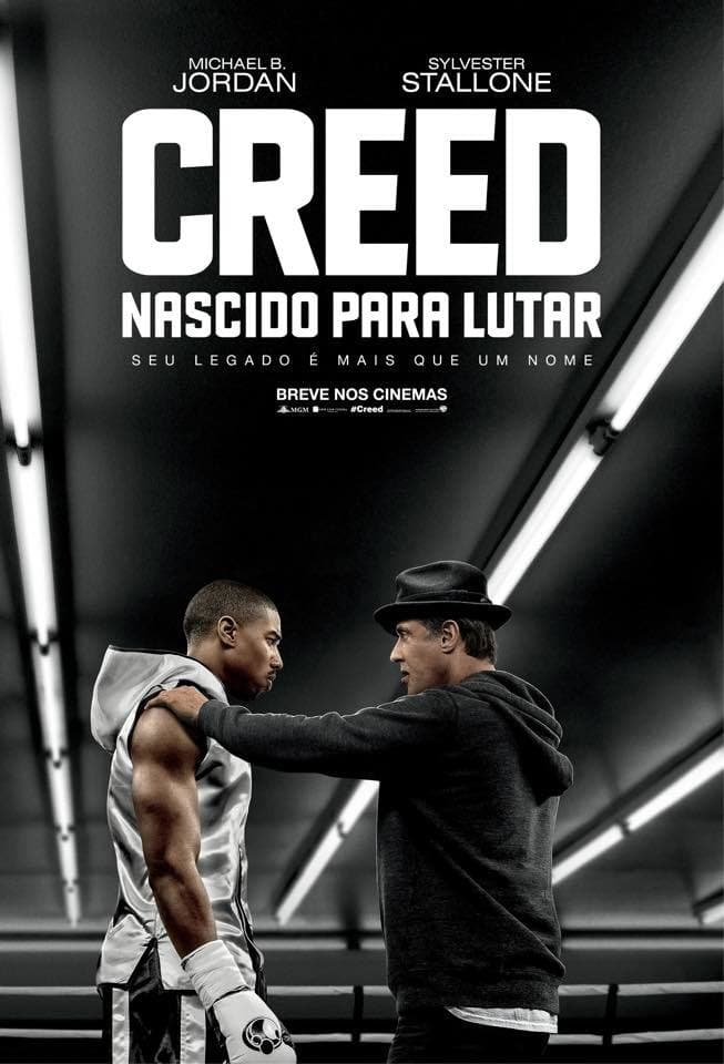 Creed: Nascido para Lutar (2016) – Torrent