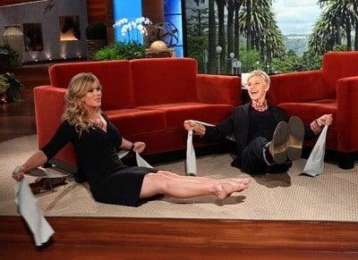 The Ellen DeGeneres Show Season 9 :Episode 55  Alison Sweeney, Usher & David Guetta