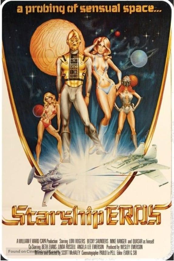 Ver Starship Eros Online HD Español (1980)