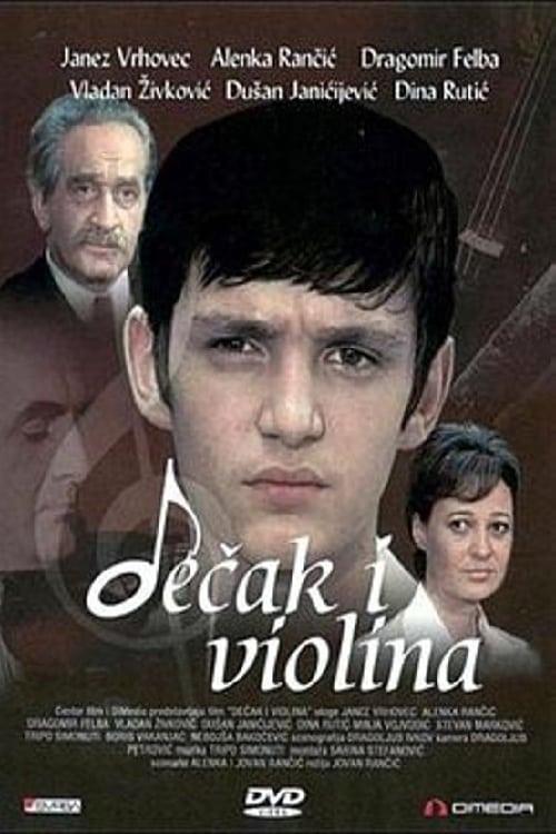 Ver De?ak i violina Online HD Español (1975)