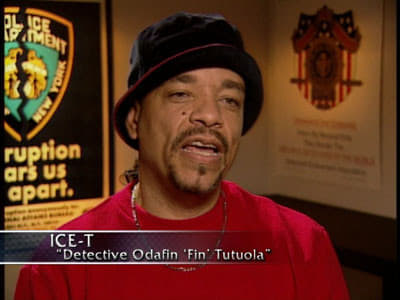 Police Sketch: Ice-T