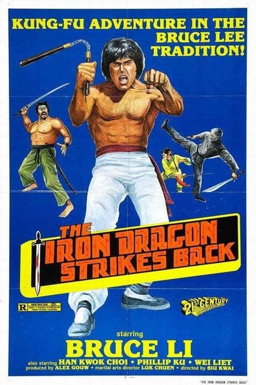 The Iron Dragon Strikes Back