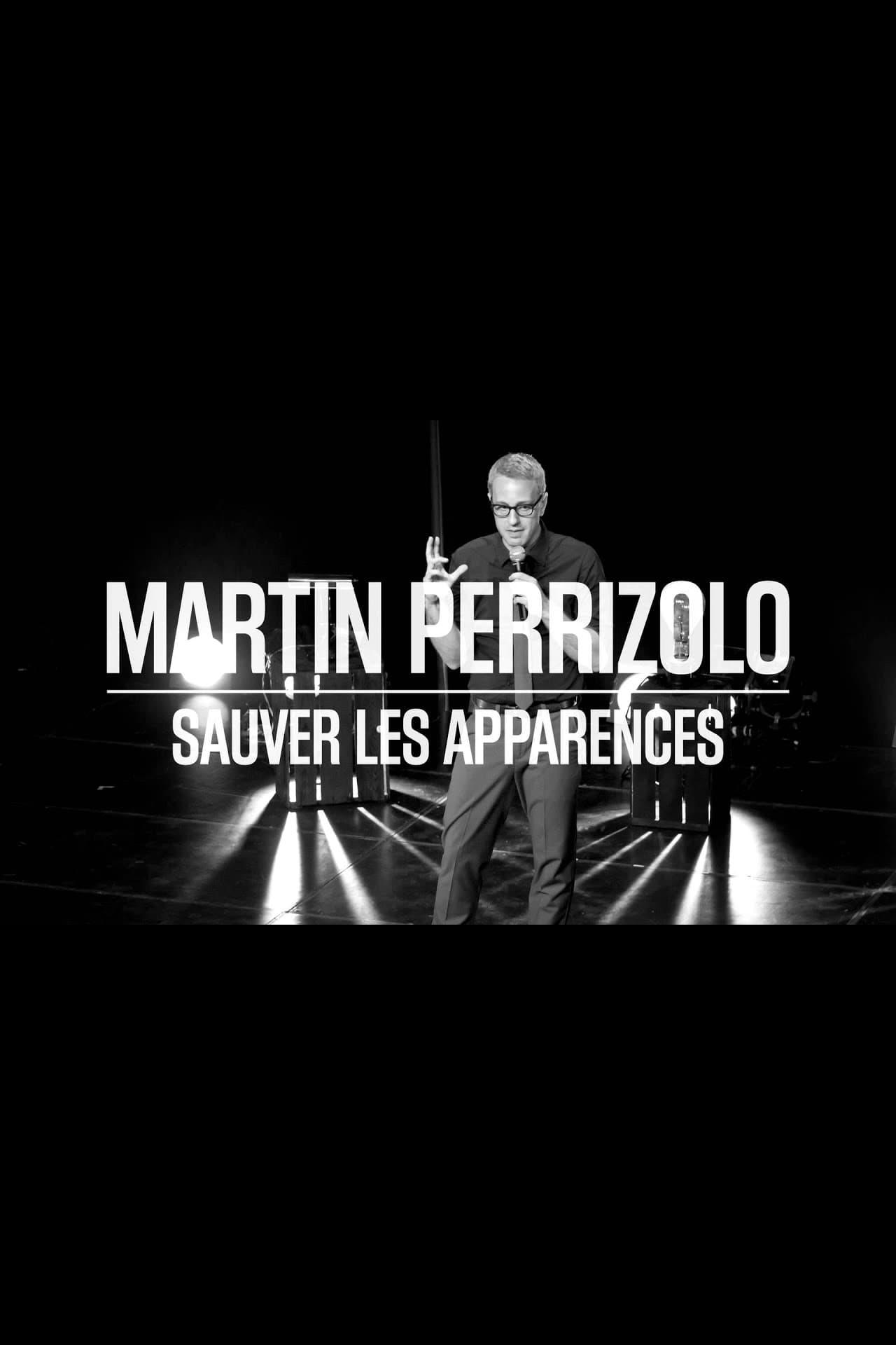 Martin Perizzolo: Sauver les apparences (2013)