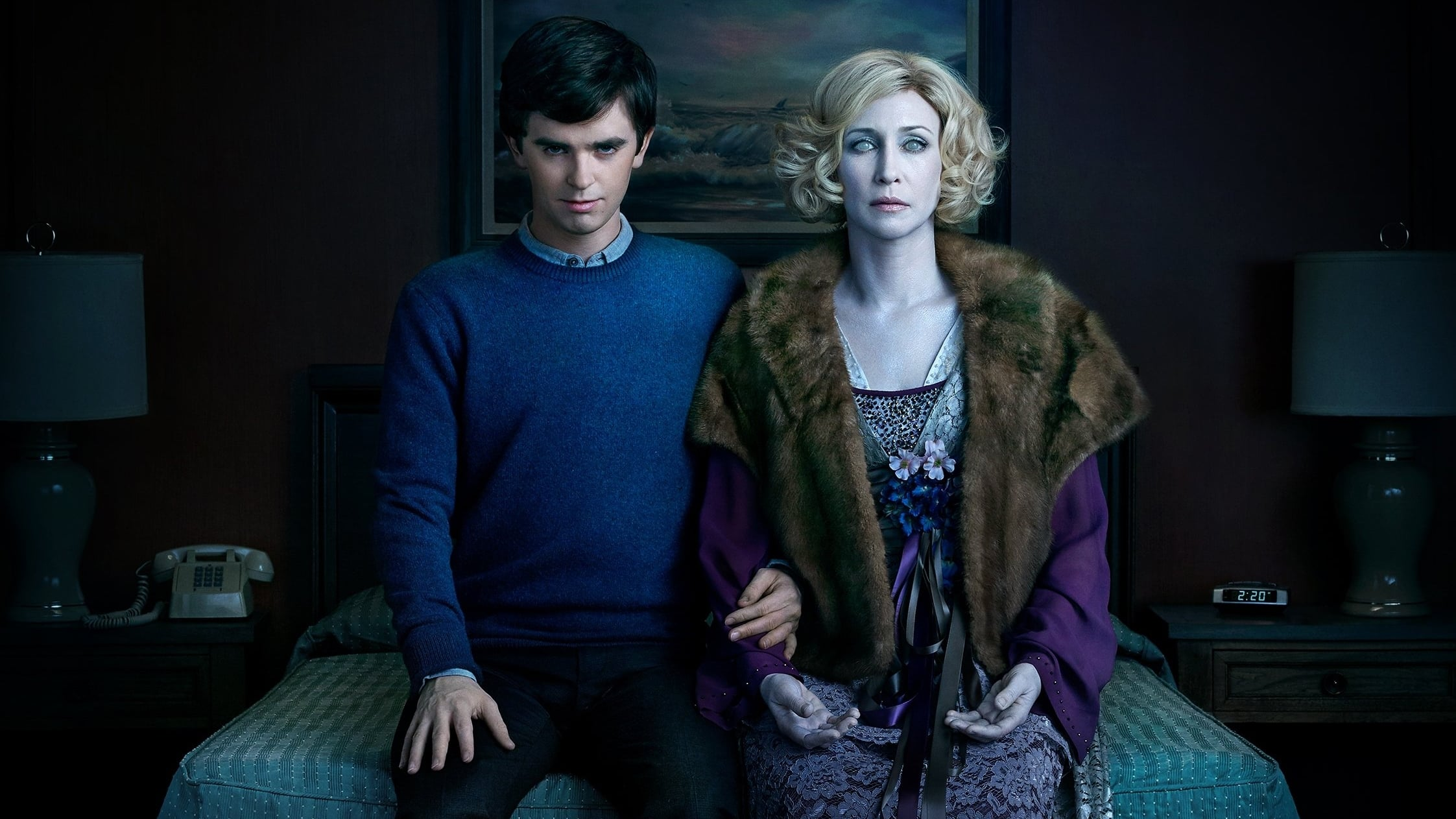 Extended look at: Bates Motel