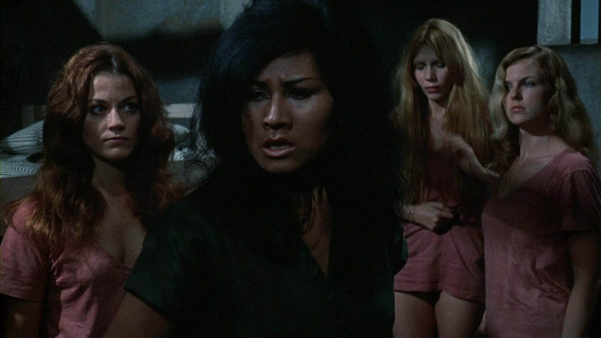 Just Screenshots: Women in Cages (1971)