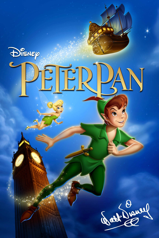 Peter pan 1953 posters the movie database tmdb - Image de peter pan ...