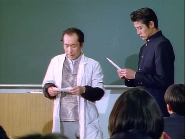 Super Sentai Season 21 :Episode 12  What Trouble! Our Good-For-Nothing Teacher