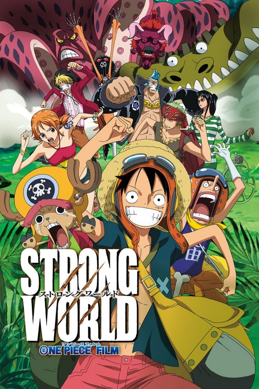 One Piece Strong World Stream