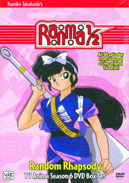 Ranma 1/2 - Season 6