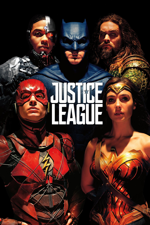 Liga da Justiça – Dublado (2017)