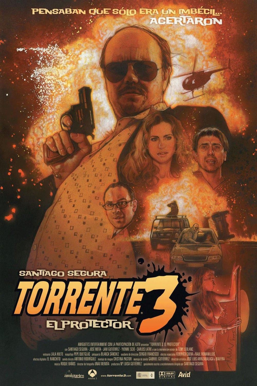 Torrente 3: The Protector (2005)
