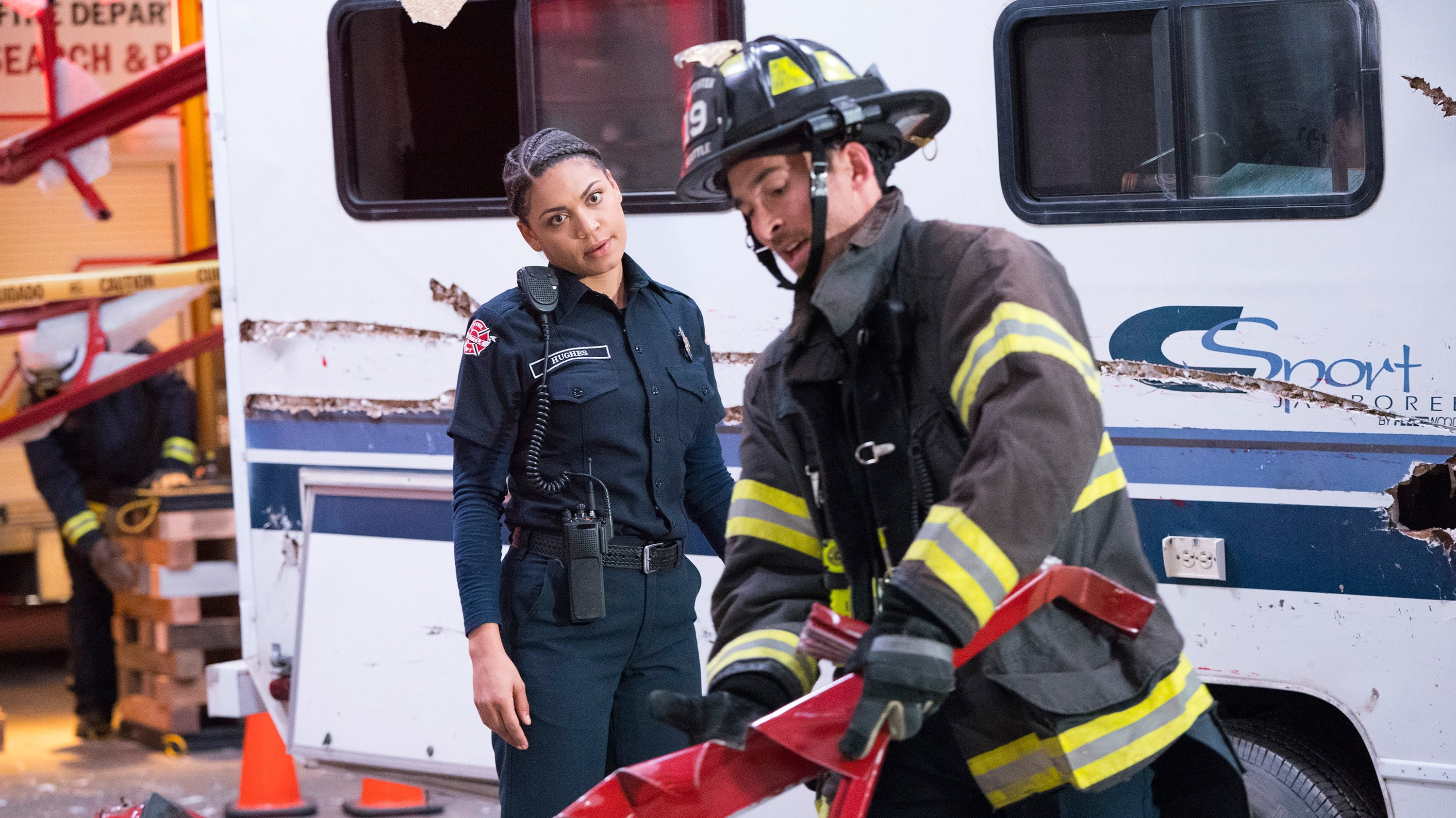 Station 19 Season 2 :Episode 11  Baby Boom