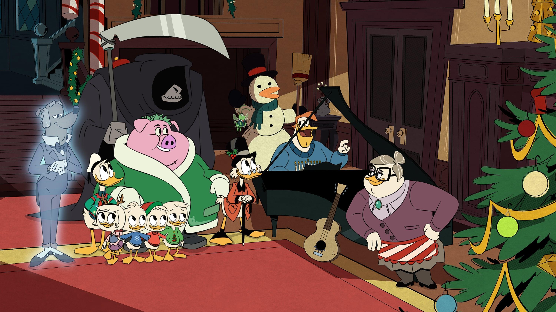 DuckTales Season 2 :Episode 6  Last Christmas!