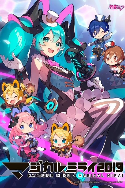 Hatsune Miku: Magical Mirai 2019 (2020)