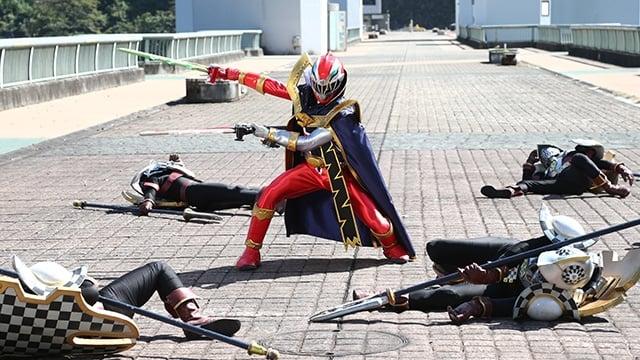 Super Sentai Season 43 :Episode 38  The Sky Temple