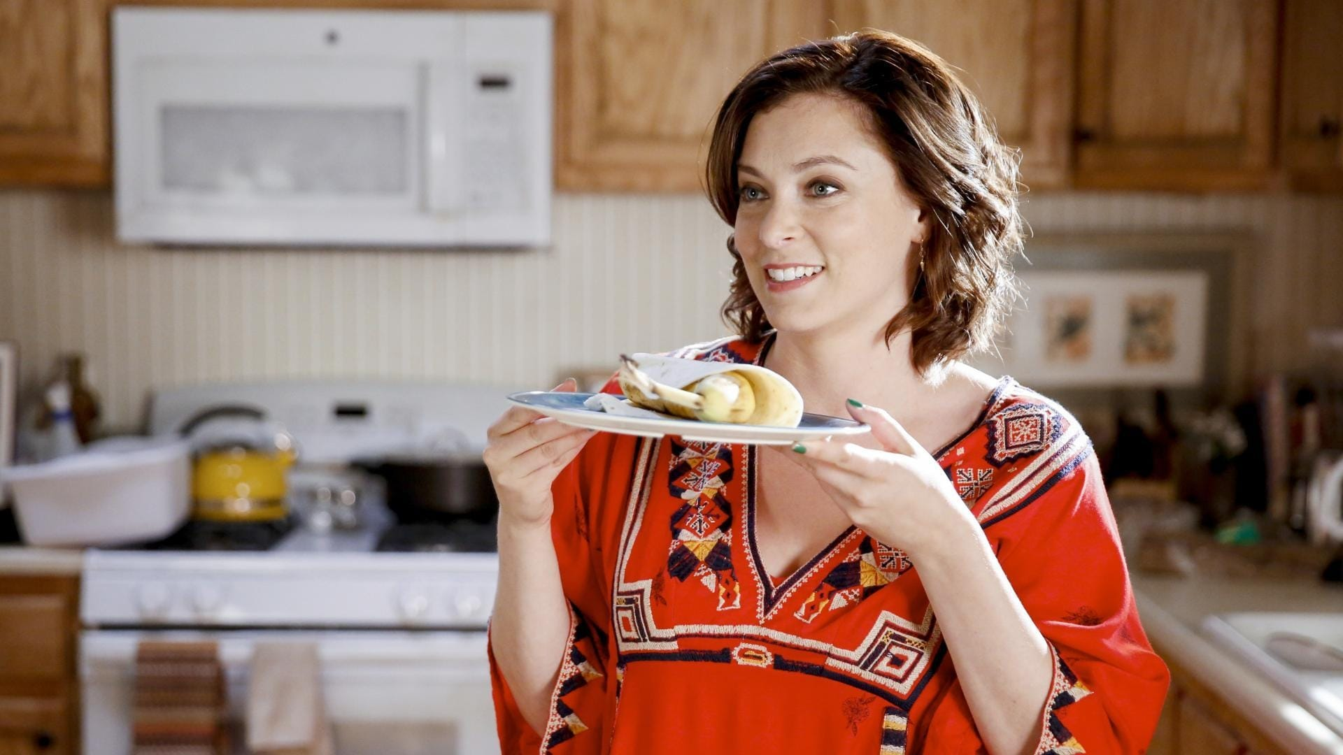 Crazy Ex-Girlfriend Season 2 :Episode 8  Who Is Josh's Soup Fairy?