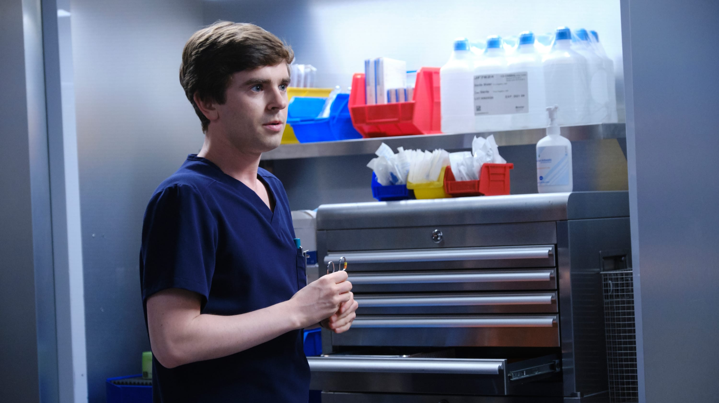 The Good Doctor Season 3 :Episode 6  45-Degree Angle