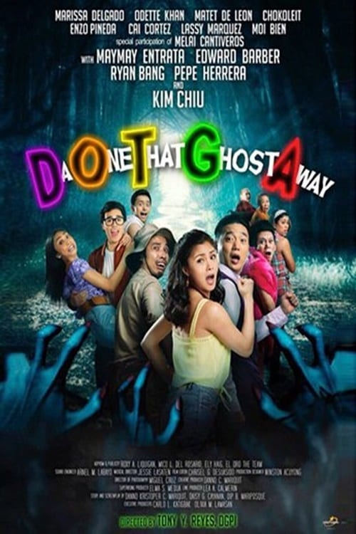 Ver Da One That Ghost Away Online HD Español ()