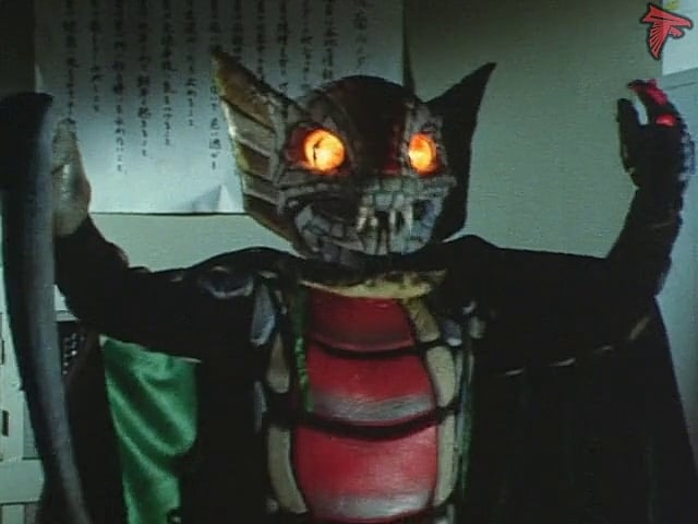 Kamen Rider Season 1 :Episode 79  Hell Ambassador!! The True Meaning of Fear?