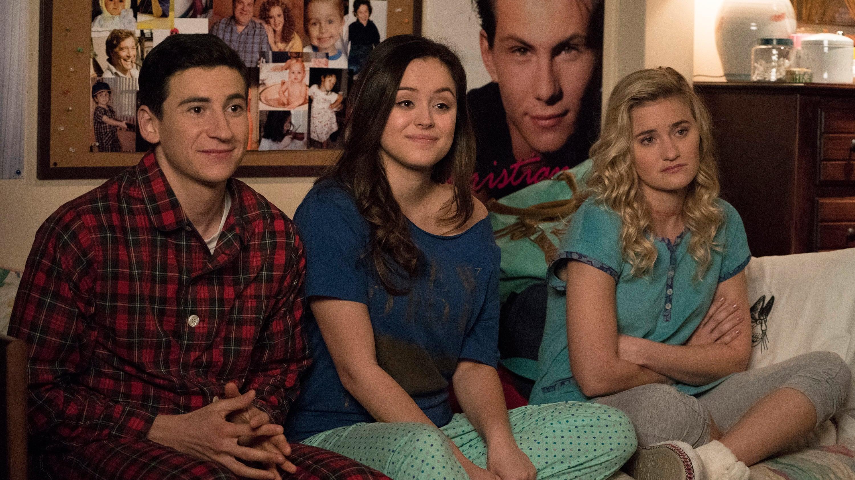 The Goldbergs Season 5 :Episode 16  The Scrunchie Rule