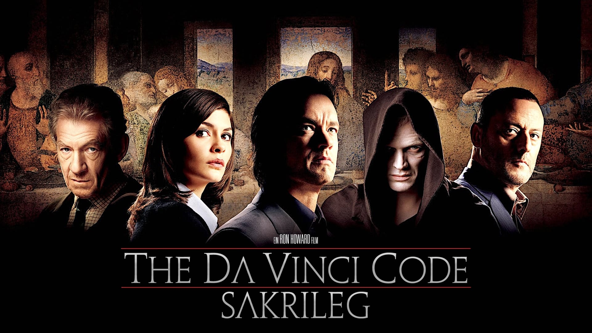 The Da Vinci Code Trailer