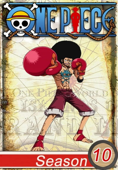 One Piece Season 10