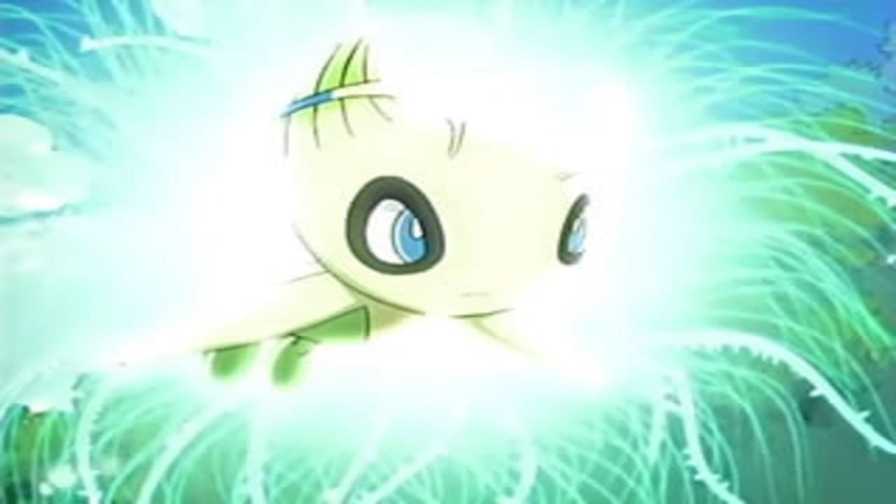 Pokémon Season 9 :Episode 10  The Green Guardian