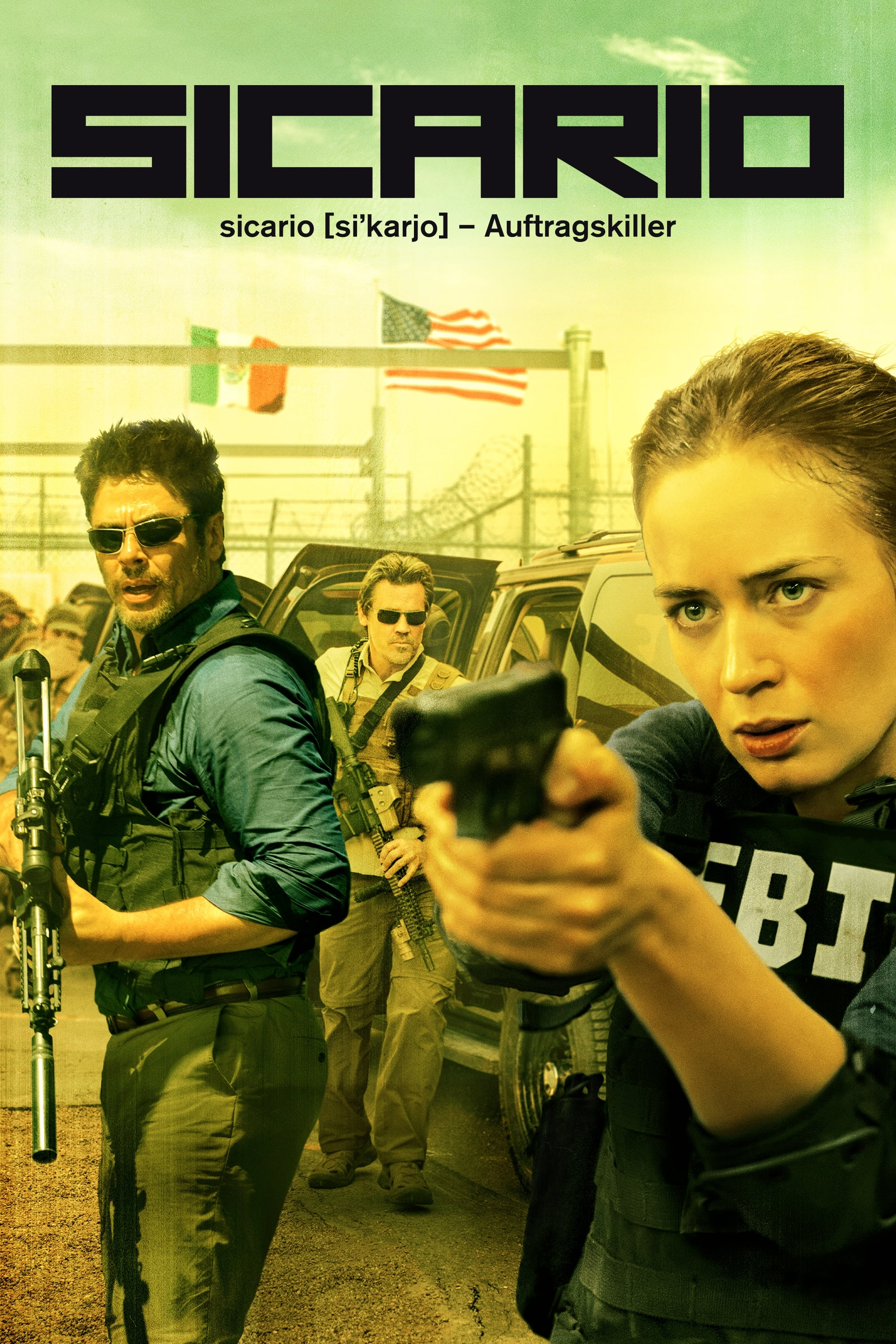 Sicario Stream German