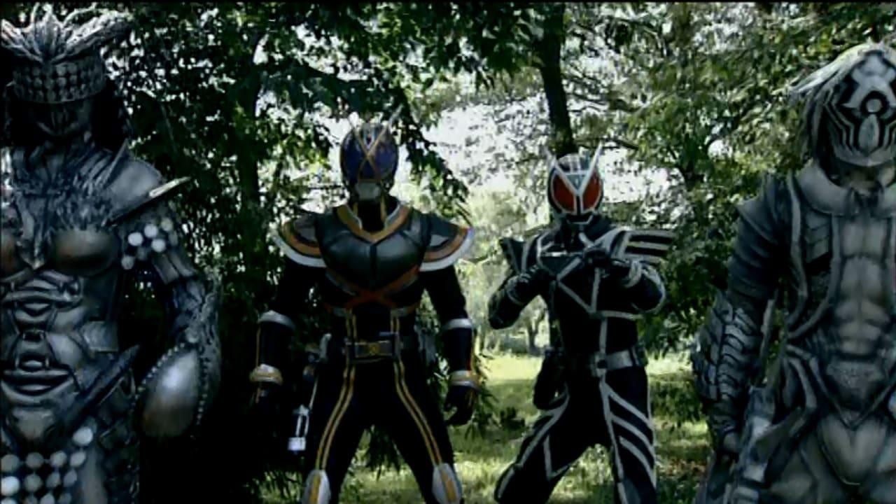 Kamen Rider Season 13 :Episode 34  True Form