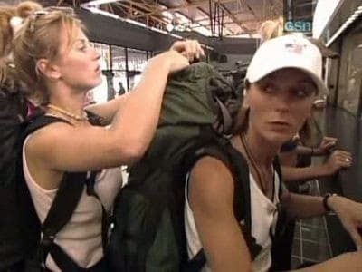 The Amazing Race Season 2 :Episode 5  Welcome to the World of Being Human