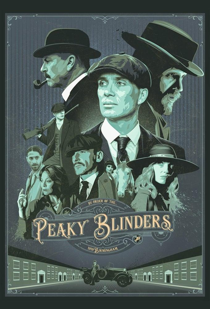 Peaky Blinders Complete Season 2