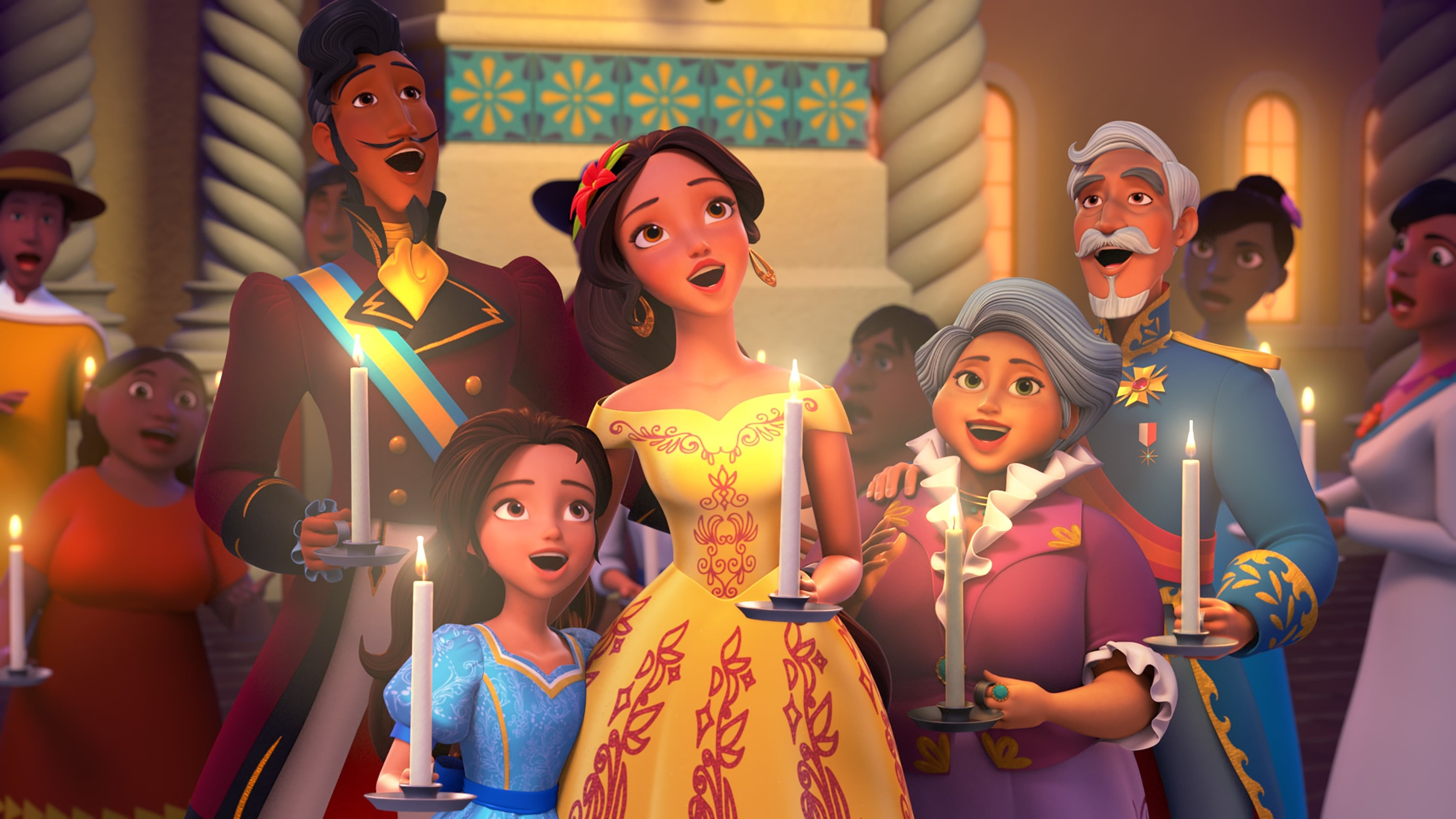 Elena of Avalor Season 1 :Episode 12  Navidad