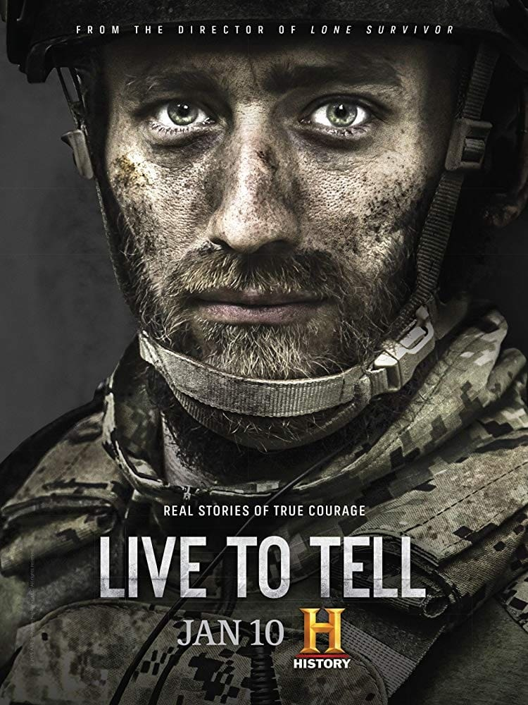 Live to Tell TV Shows About Special Forces