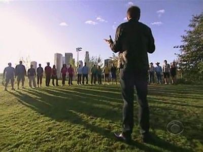 The Amazing Race Season 16 :Episode 1  Nanna is Kickin' Your Butt