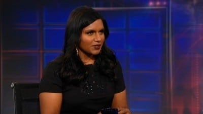 The Daily Show with Trevor Noah Season 17 :Episode 13  Mindy Kaling