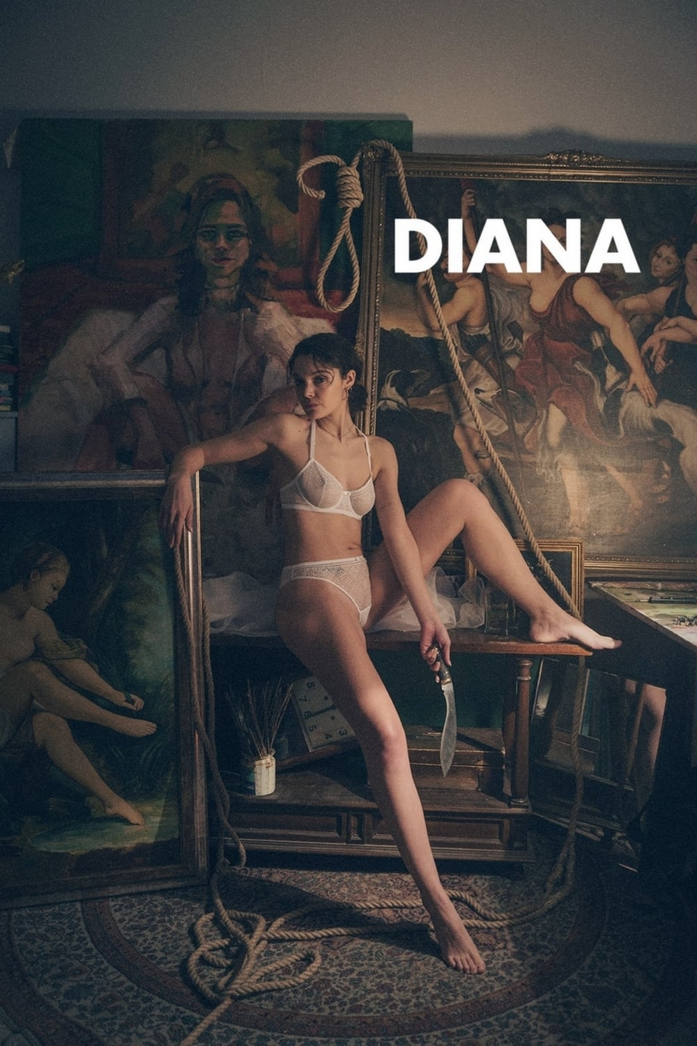 Diana on FREECABLE TV