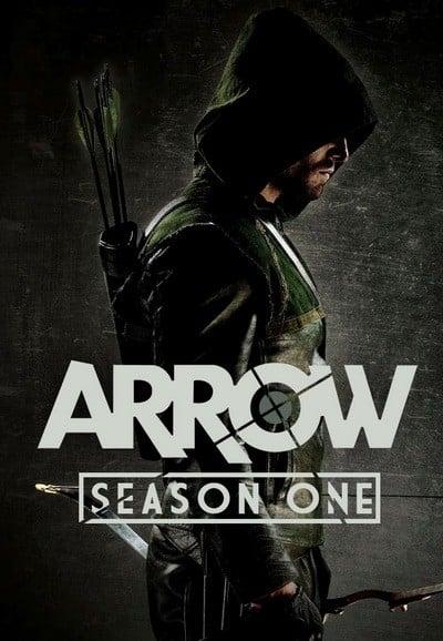 Arrow Complete Season 1