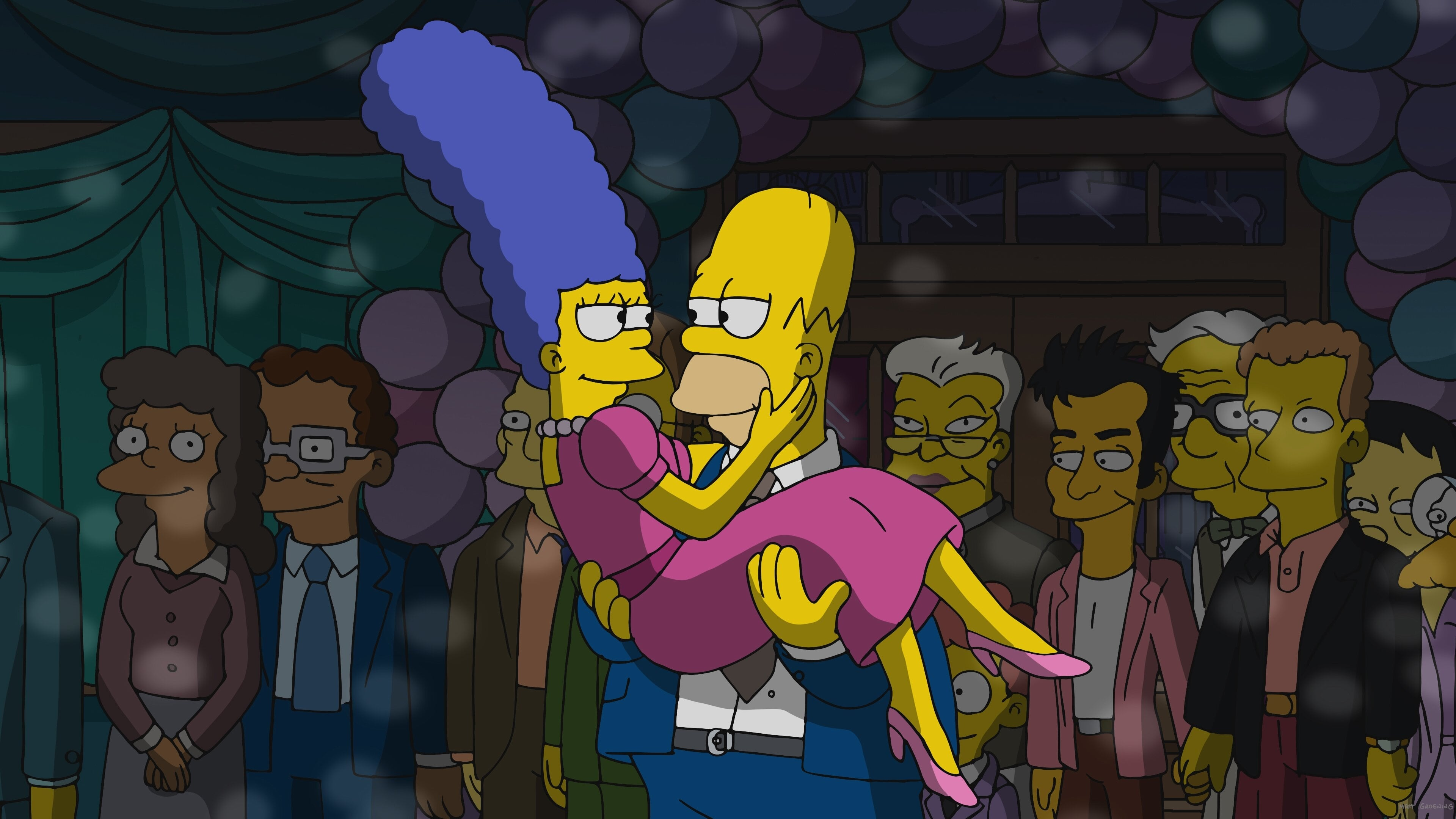 The Simpsons Season 30 :Episode 13  I'm Dancing as Fat as I Can