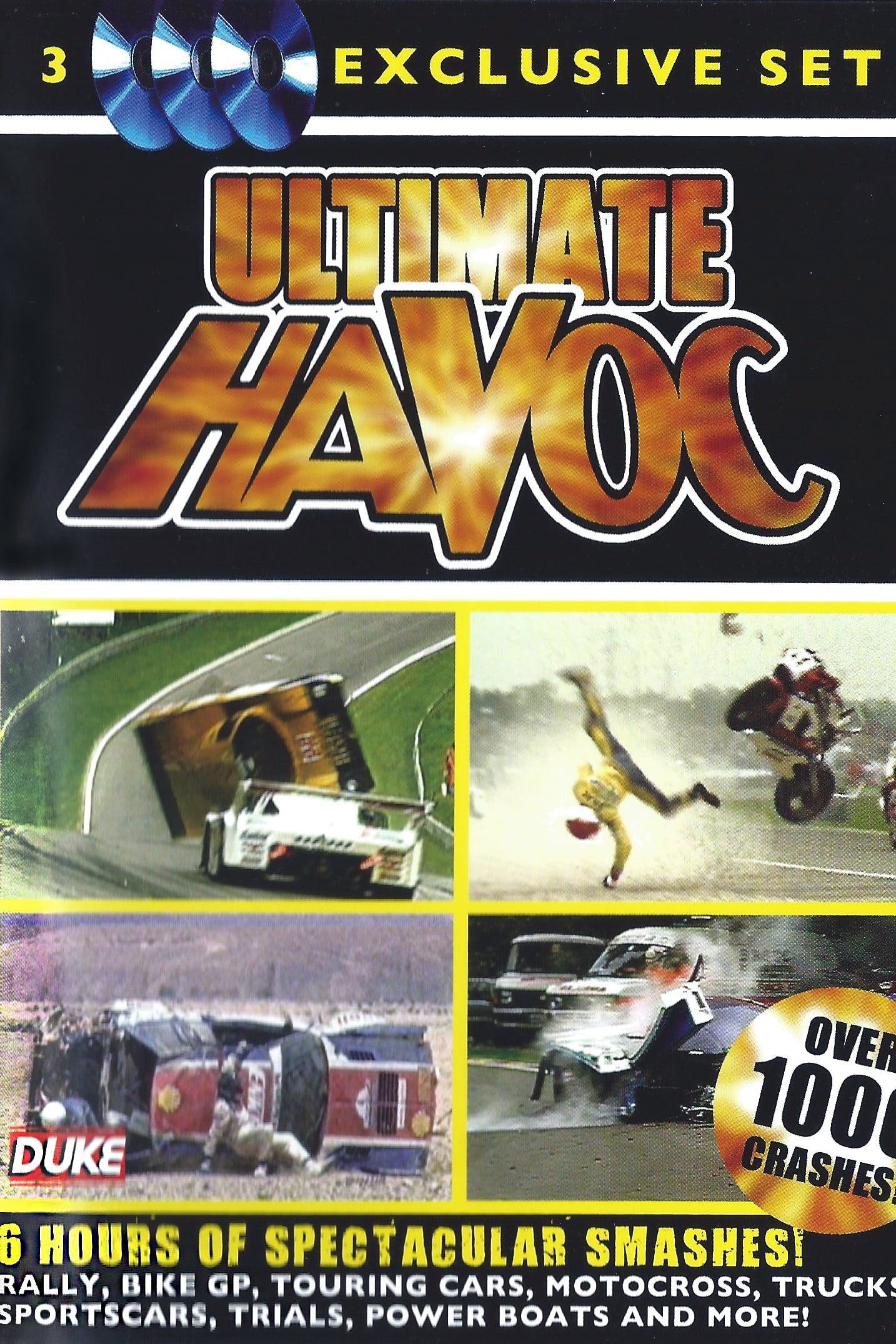 Ultimate Havoc (2010)