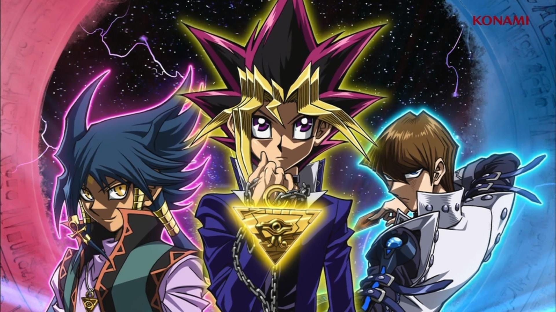 Yu-Gi-Oh The Dark Side Of Dimensions Stream
