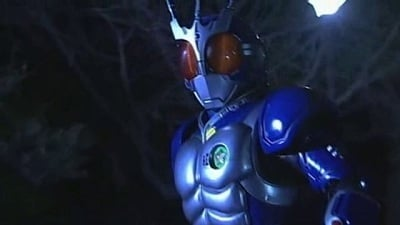 Kamen Rider Season 11 :Episode 2  Blue Storm