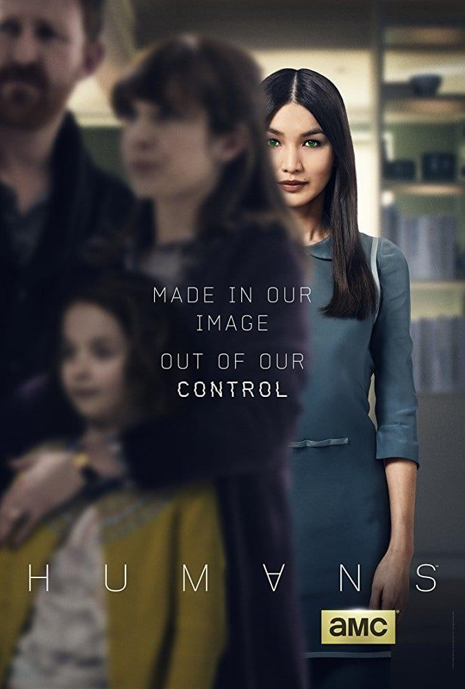 Žmonės 3 Sezonas /  Humans Season 3 (2015)