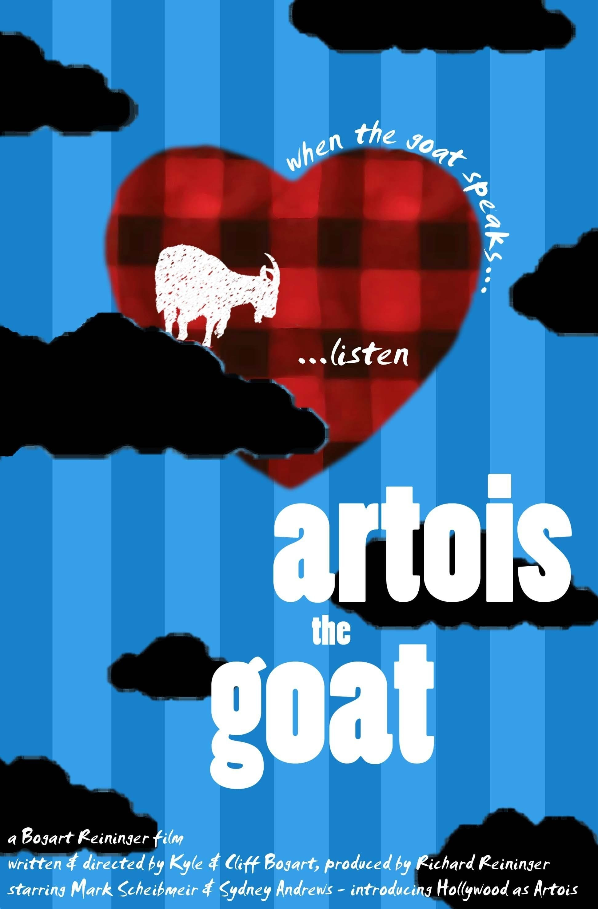 Artois the Goat on FREECABLE TV