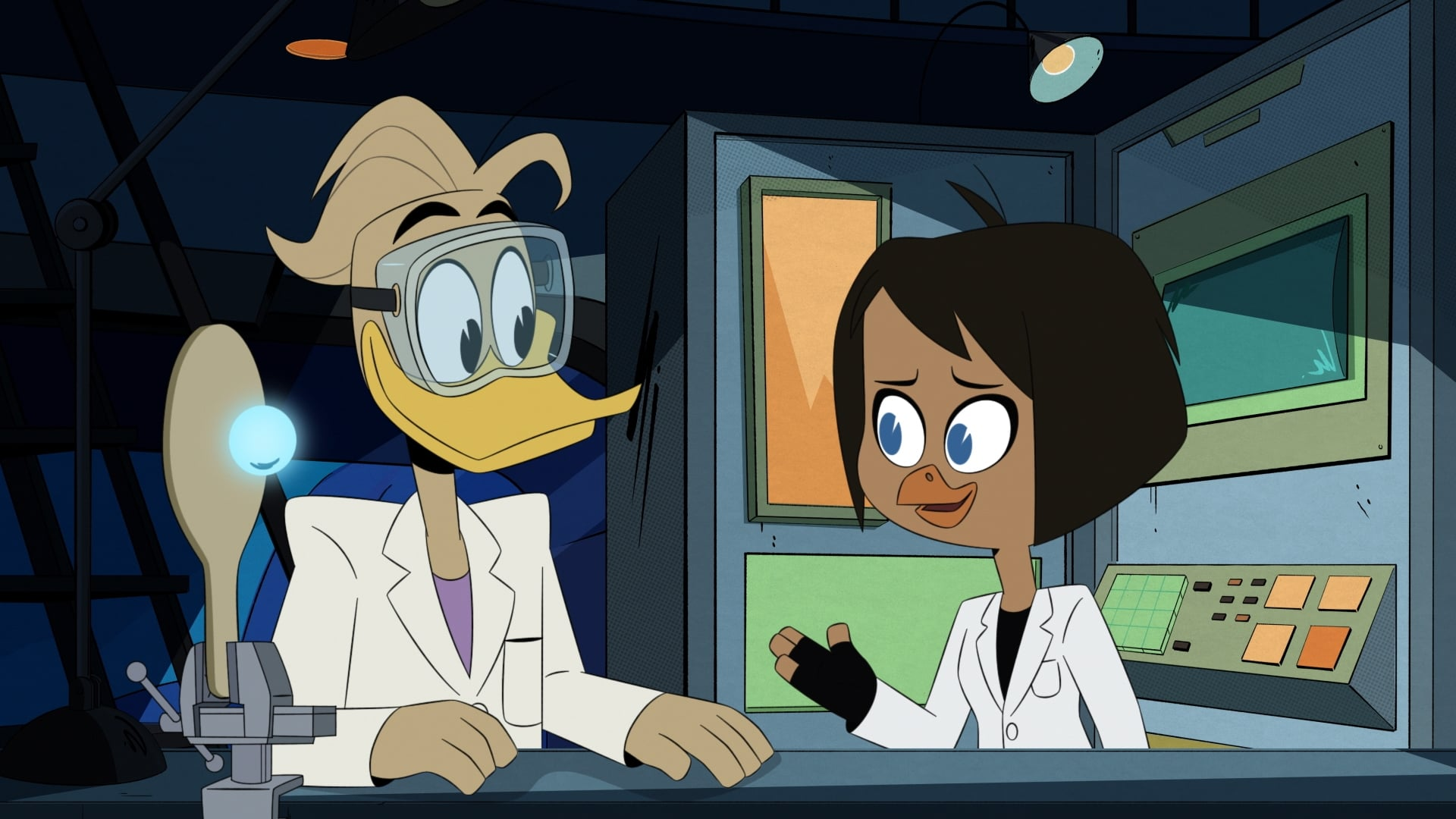 DuckTales Season 2 :Episode 15  The Dangerous Chemistry of Gandra Dee!
