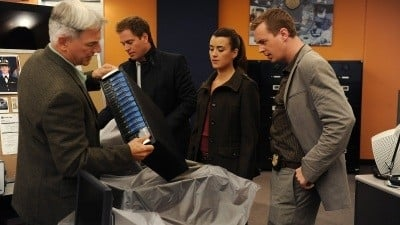 NCIS Season 7 :Episode 8  Power Down
