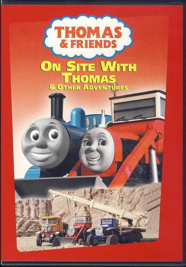 Ver Thomas & Friends: On Site With Thomas and Other Adventures Online HD Español ()