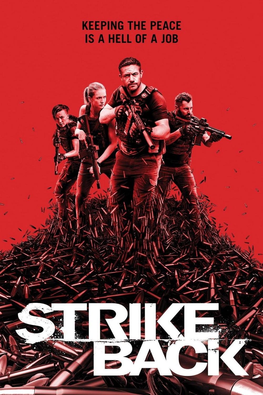 Strike Back Season 7