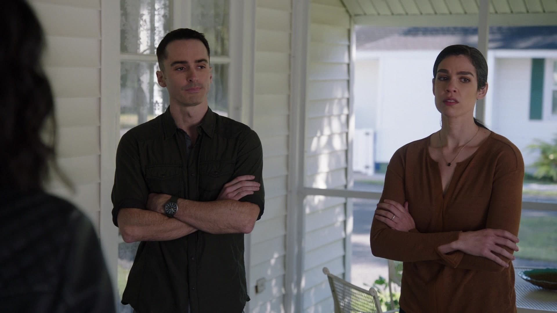 NCIS: New Orleans Season 7 :Episode 7  Leda and the Swan, Part I
