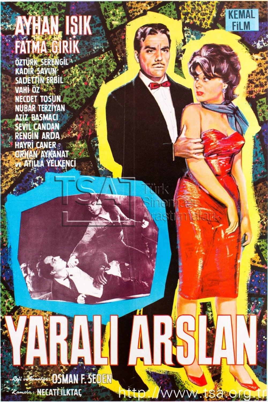 Ver Yaral? Aslan Online HD Español (1963)