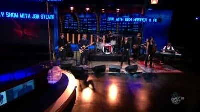 The Daily Show with Trevor Noah Season 15 :Episode 7 Ringo Starr & the Ben Harper Band